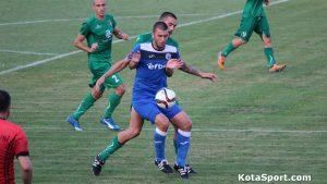 Отбор от Втора лига се подсили с бивш нападател на БАТЕ Борисов