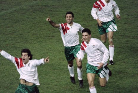 emil kostadinov franciq balgariq 1993