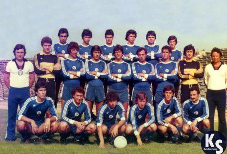 chernomoretz 1980/81