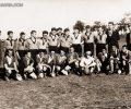 Историческа снимка: Първият отбор на Черноморец