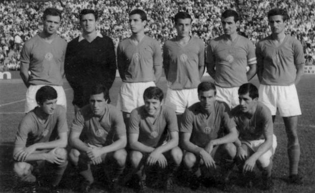 50 години от сблъсъците на ЦСКА с Интер (ВИДЕО)