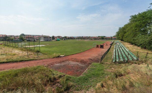 Нефтохимик със суперпроект за нов стадион