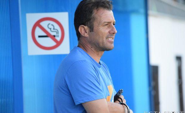 KotaSport TV: Николай Жечев: Излизаме за точки срещу Царско село