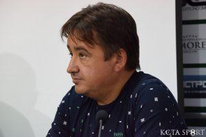 Караиванов: Трябва да измислим вариант за пълно изиграване на двубоите! За целта трябва да започнем на 1 май
