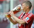 Разрешиха на футболистите на Байерн да пият