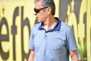 """""""Червен"""" директор се срещна с отбора и на четири очи с Акрапович"""