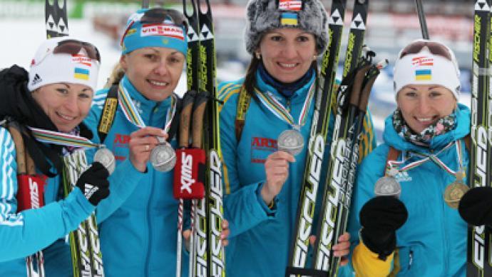 biatlon Ukraina