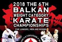 kranevo karate