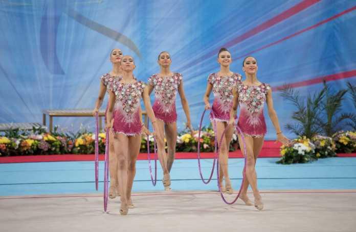 hudojestvena gimnastika 1