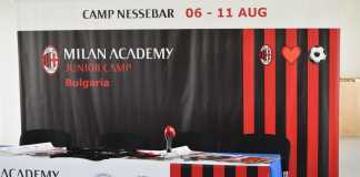 milan junior camp 2
