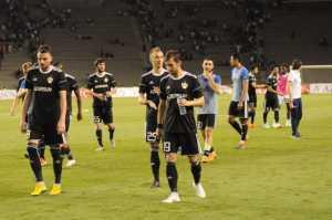 Карабах и Славчев приключиха с Шампинската лига(ВИДЕО)
