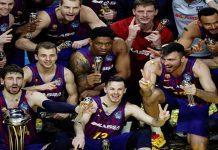 Barcelona campeón del baloncesto español 2019