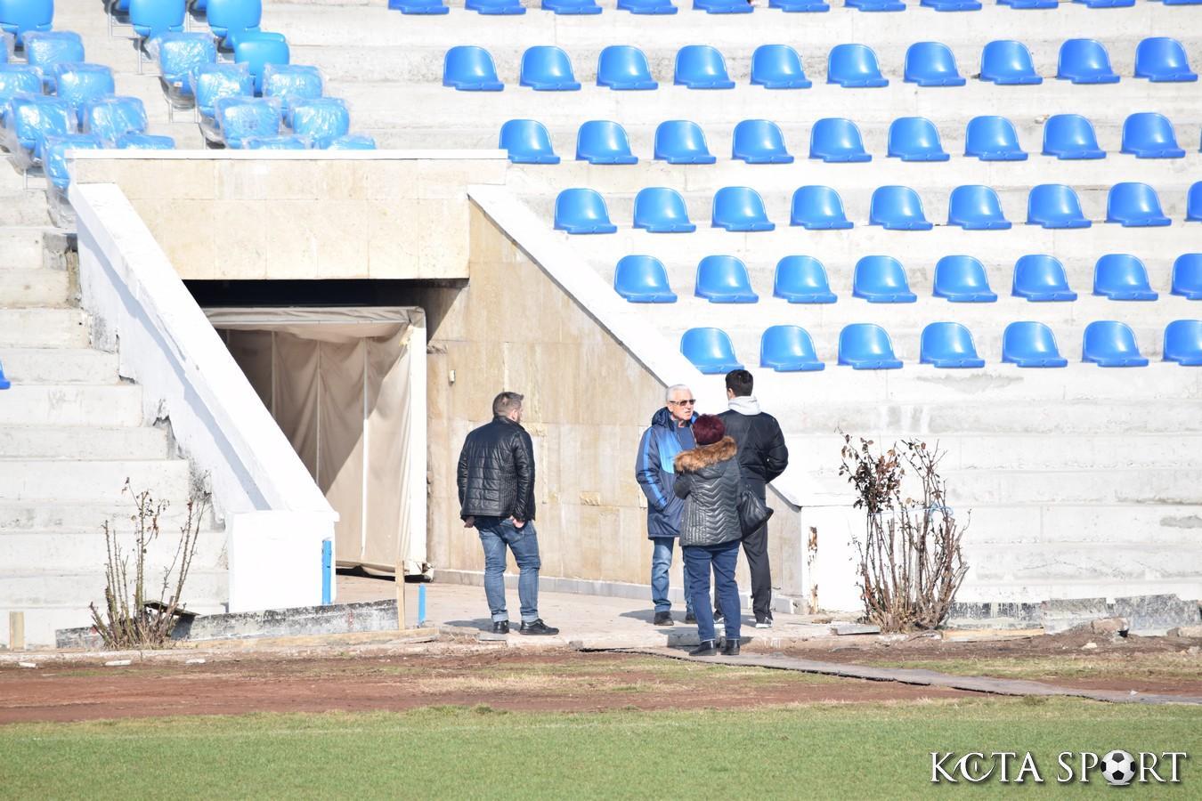 stadion chernomoretz 13