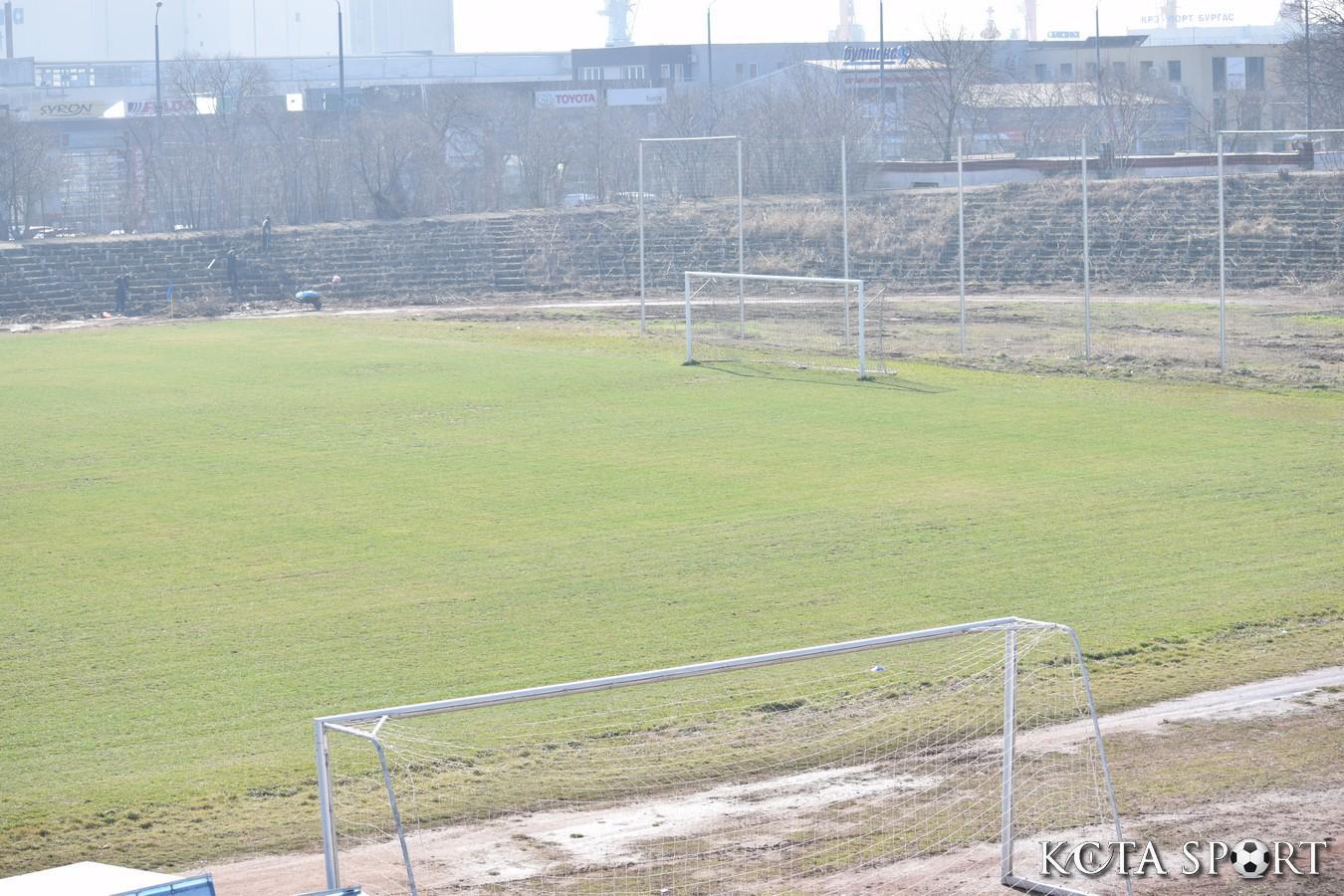 stadion chernomoretz 18