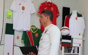 Балъков вика нов бразилец от Лудогорец в националния