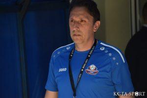 Атанас Атанасов: Мястото на Монтана ще се реши в плейофите, Умарбаев трябваше да бъде изгонен