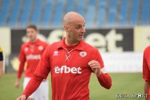 Бивш футболист на ЦСКА и Ботев става директор в Марица