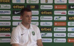 Генчев: Възвърнахме част от формата си! Антверпен излизат по 7-8 футболисти пред нашето наказателно поле