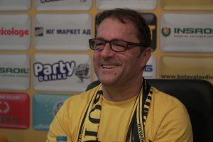 Новият треньор на Ботев (Пд): Толкова съм щастлив, все едно съм подписал договор за 10 милиона