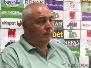 Директор на Берое: Целта е Лига Европа! Ще е трудно предвид амбициите на Лудогорец, Левски и ЦСКА