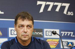 Хубчев каза какво го радва и отсече: Победихме с търпение!