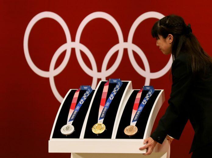 tokyo medals