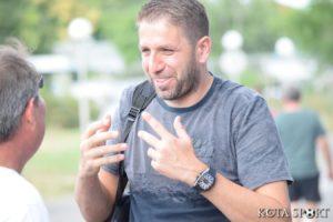 Георги Чиликов: С оглед на терена и битката съм доволен и на тази точка