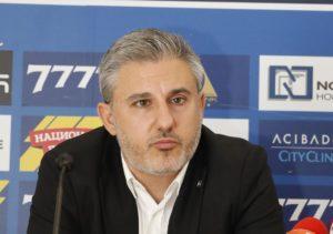 Шеф на Левски: Оставката на Борислав Михайлов е акт на понасяне на отговорност