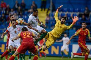 Нищо ново: България не победи и в гостуването си на Черна гора