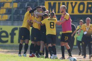 Още един отбор от Трета лига удължи  принудителната ваканция