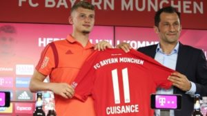 Милан се интересува от полузащитник на Байерн