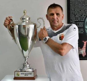Бруно Акрапович официално разтрогна с Локомотив Пловдив