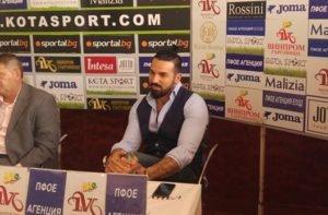 След провала с Вардар, Благо Джизъса се насочва към покупка на друг клуб