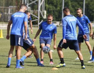 Официално: Левски без Стаси Иванов и 3-ма контузени срещу Лудогорец(ВИДЕО)