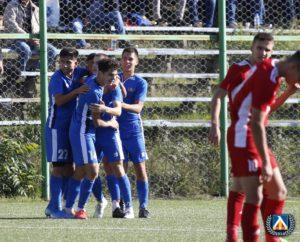 Левски U17 продължава с победите на турнира на БФС