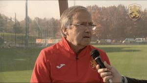 Георги Дерменджиев: Важното е в предстоящите два мача да вземем точки