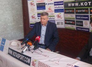 Петър Петров разкри пред KOTASPORT откъде идват парите за ВАР и разхода на клубовете (ВИДЕО)