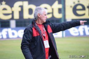Иван Колев: Важна победа,трябва да свикваме с напрежението(ВИДЕО)