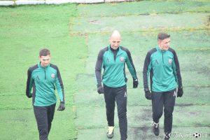 Железов ще дебютира в дербито Левски – Лудогорец