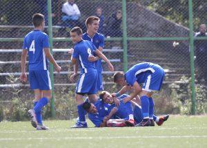 """""""Сините"""" юноши газят сериозно! U15 вкара 7 на Локо (Сф), U17 – 10 на Витоша"""