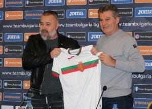 Националните селекционери се пускат на благотворителен мач в Бояна