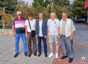 Легенди на ЦСКА с обръщение към собствениците на ЦСКА-София