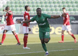 От 33 гола на Лудогорец срещу ЦСКА-София, 30 са дело на чужденци от 12 държави