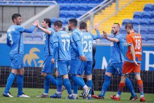 Левски без загуба в 7 поредни мача след 31 месеца