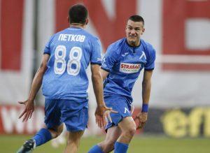"""Новата """"синя"""" звезда вече излиза изпод крилото на Валери Божинов"""
